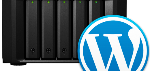 Synology and Wordpress